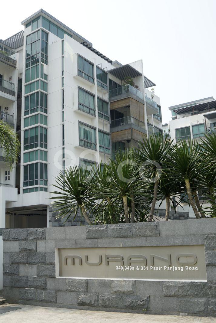 Murano  Logo