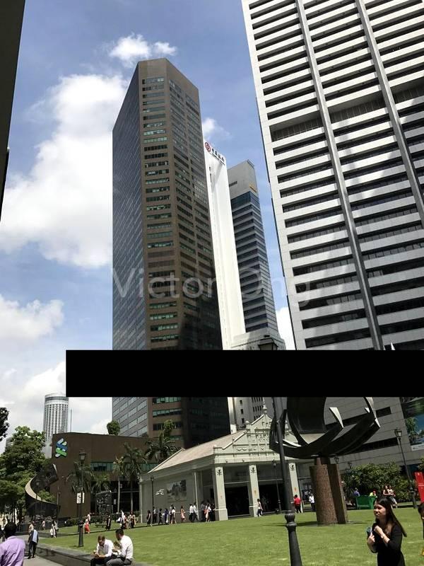 Nearby Raffles Place Financial Hub