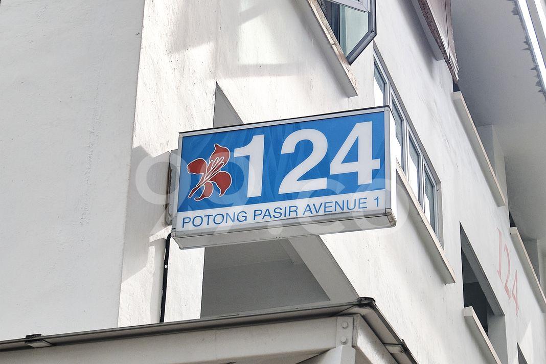 Block 124 Potong Pasir