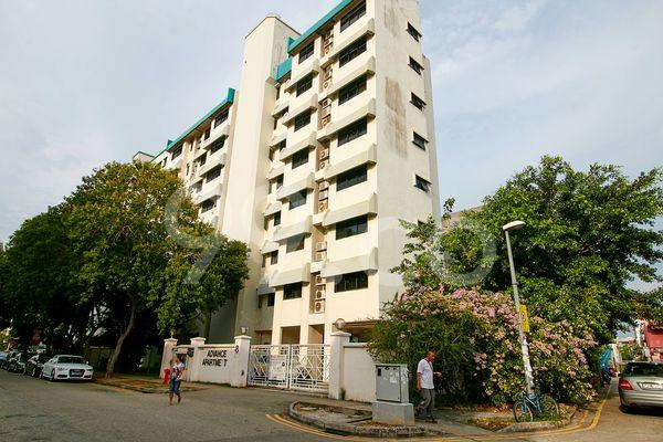 Advance Apartments