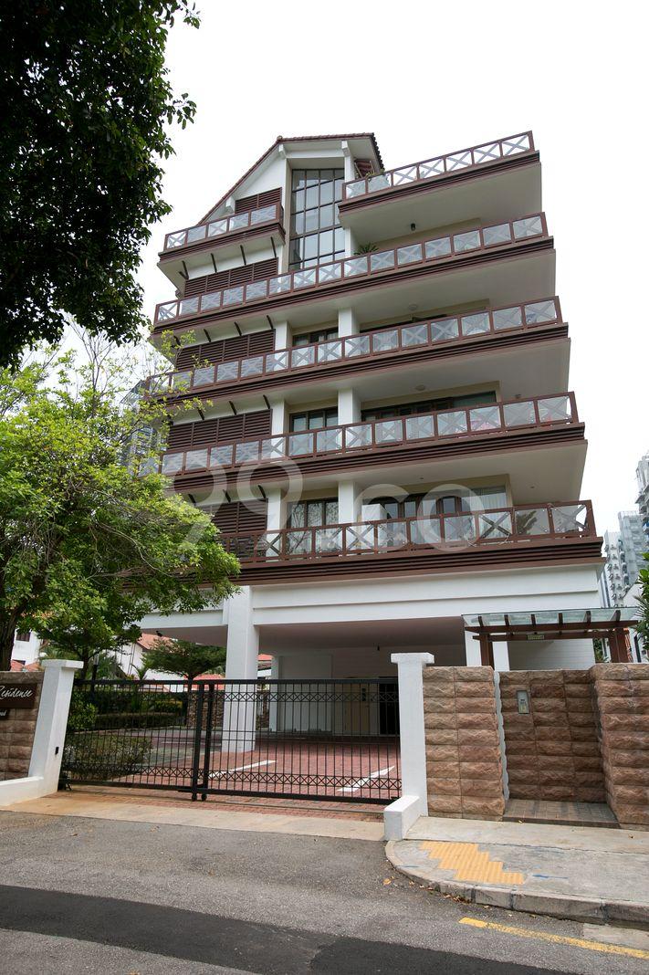 Buckley Residence  Elevation
