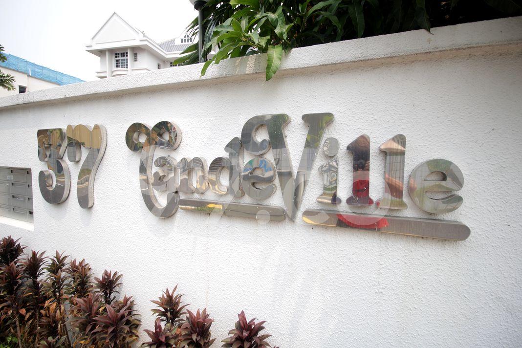 Candeville  Logo