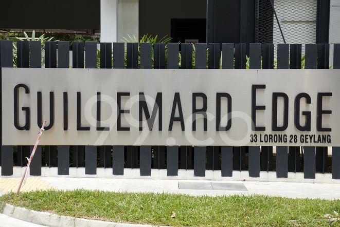 Guillemard Edge Guillemard Edge - Logo