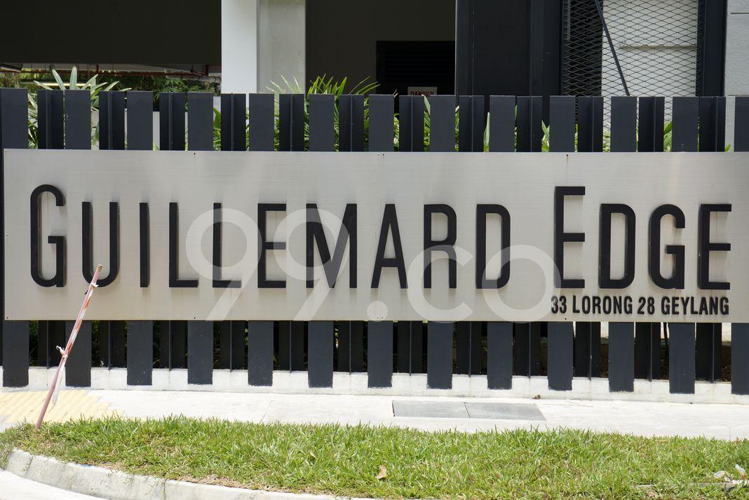 Guillemard Edge  Logo