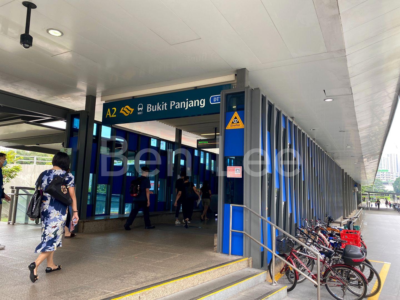 Bukit Panjang MRT
