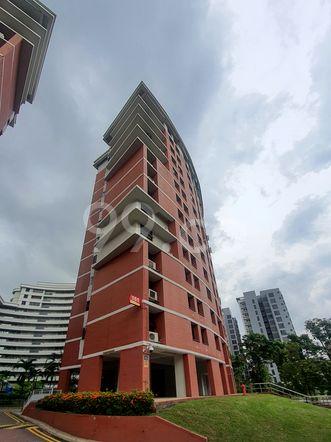 HDB-Hougang Block 161 HDB-Hougang
