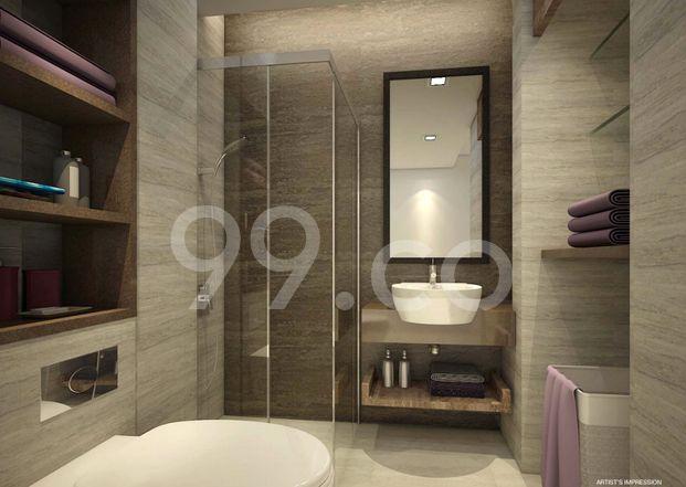 Sunnyvale Residences Bathroom