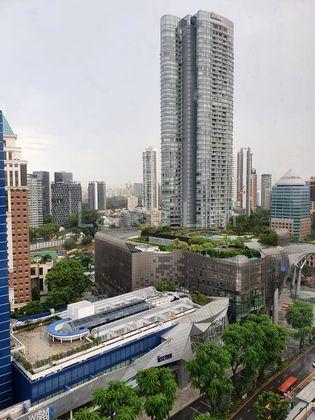 Unblocked City Views