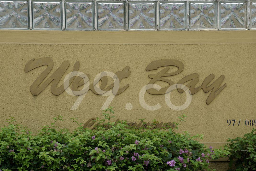 West Bay Condominium  Logo
