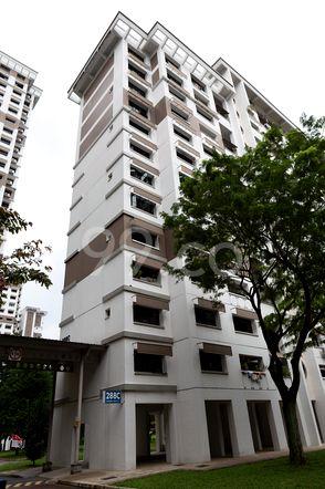 HDB-Jurong East Block 288C Jurong East
