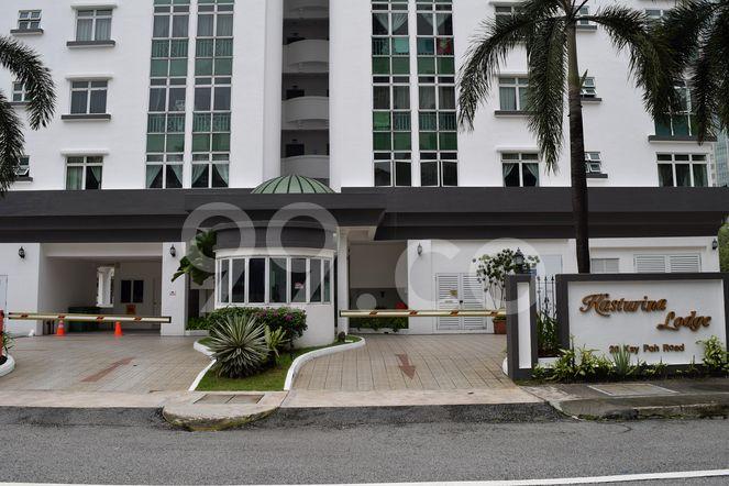 Kasturina Lodge Kasturina Lodge - Entrance