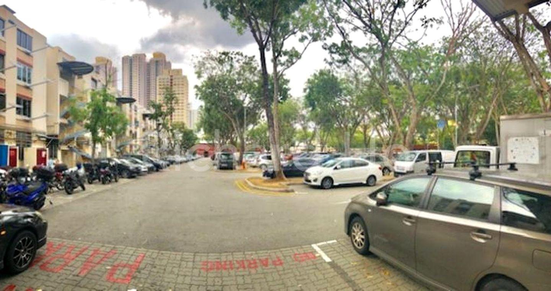 Lots of Parking lots