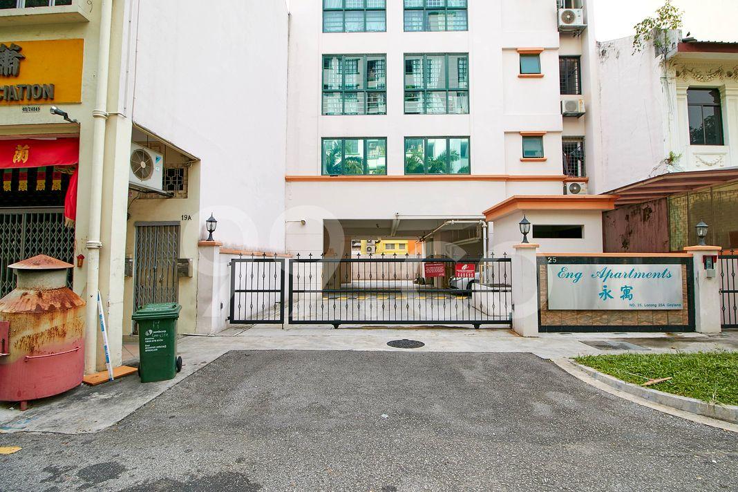 Eng Apartments  Entrance