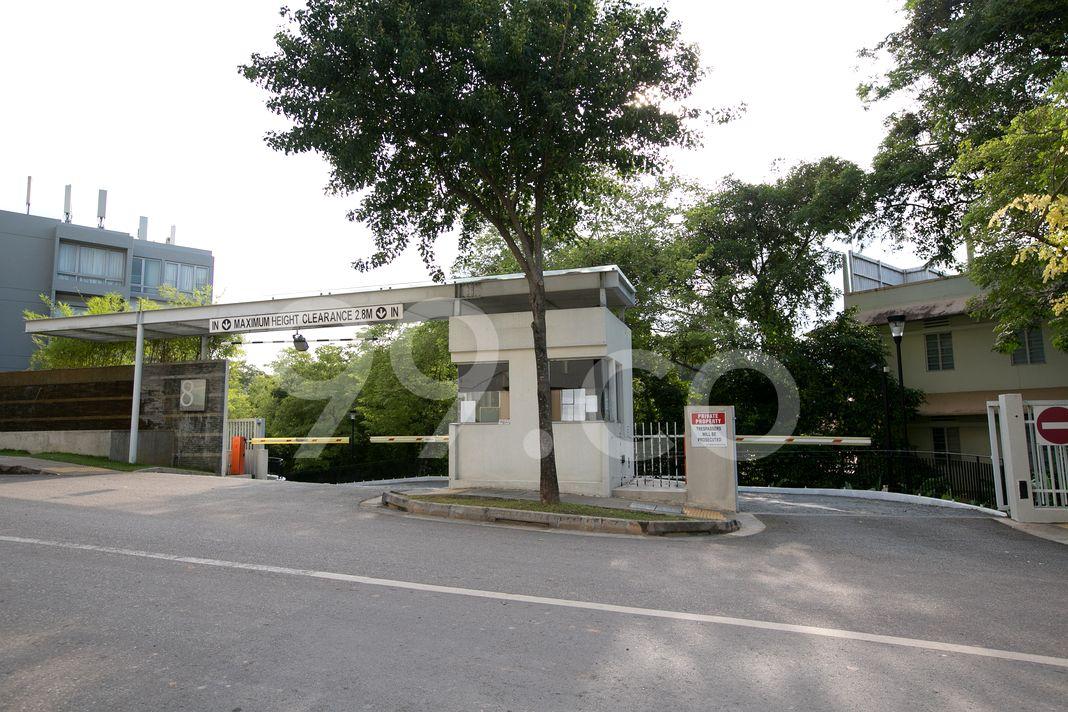 8 @ Mount Sophia  Entrance