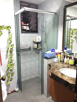 Renovated common bathroom