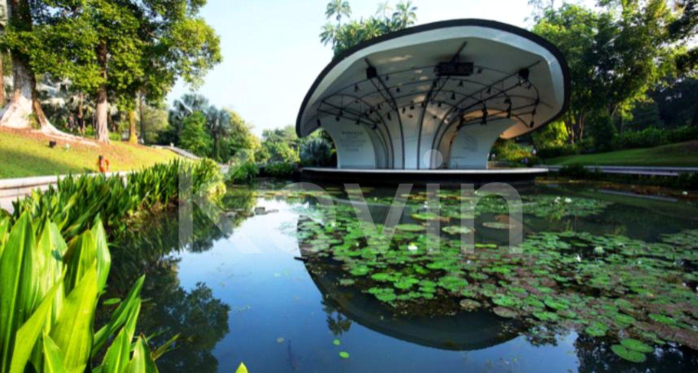 Nearby Botanical Gardens