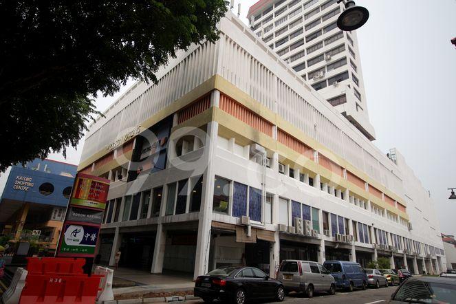 The Odeon Katong The Odeon Katong - Elevation