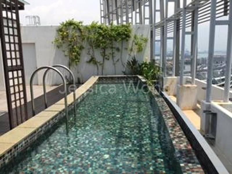 Private Pool @ Sky Terrace