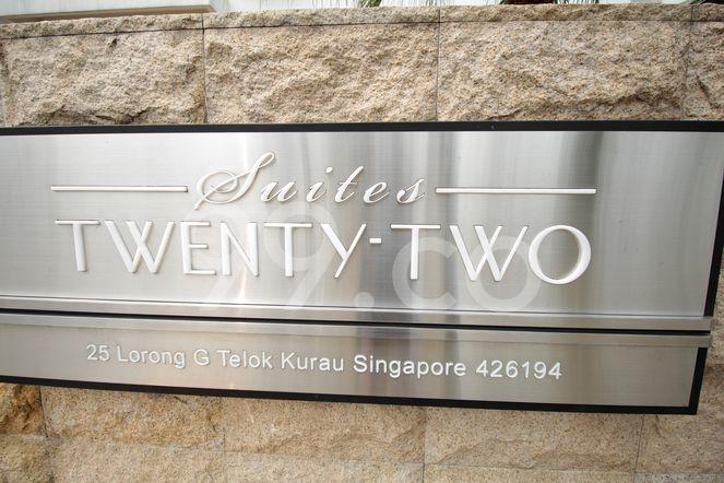 Suites Twenty-two Suites Twenty-two - Logo