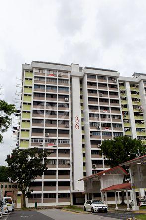 HDB-Jurong East Block 36 Jurong East
