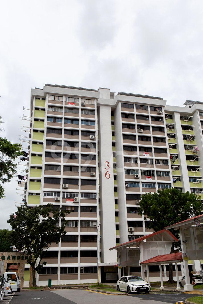 Block 36 Jurong East