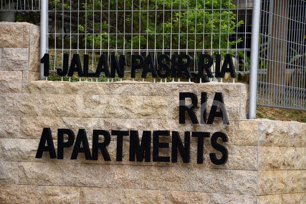 Ria Apartments  Logo