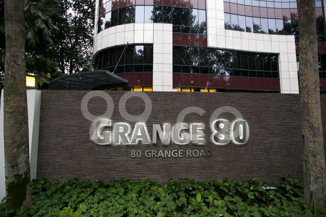 Grange 80 Grange 80 - Logo