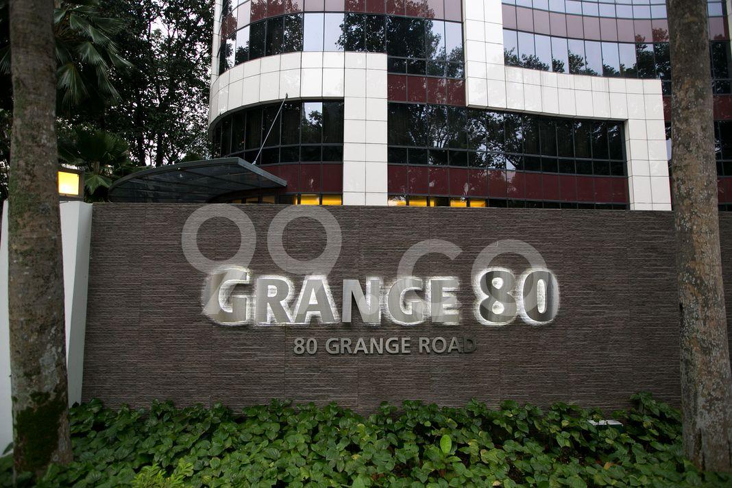 Grange 80  Logo