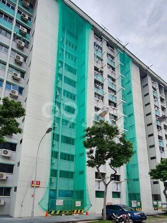 HDB-Hougang Block 513 HDB-Hougang