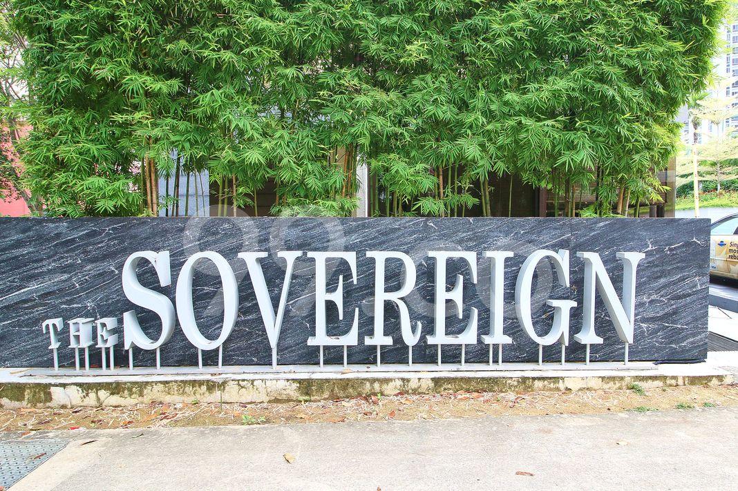 The Sovereign  Logo
