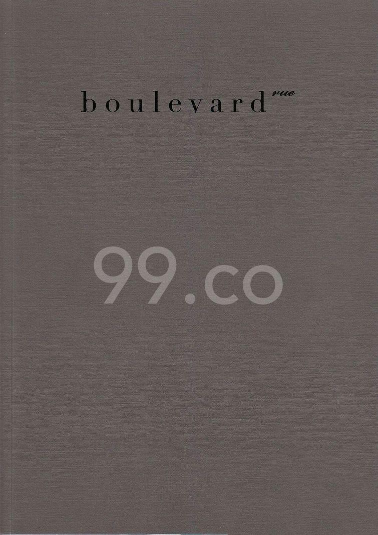 Boulevard Vue  Cover