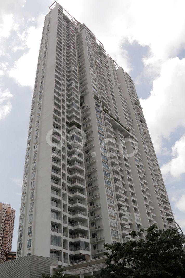 The Metropolitan Condominium  Elevation