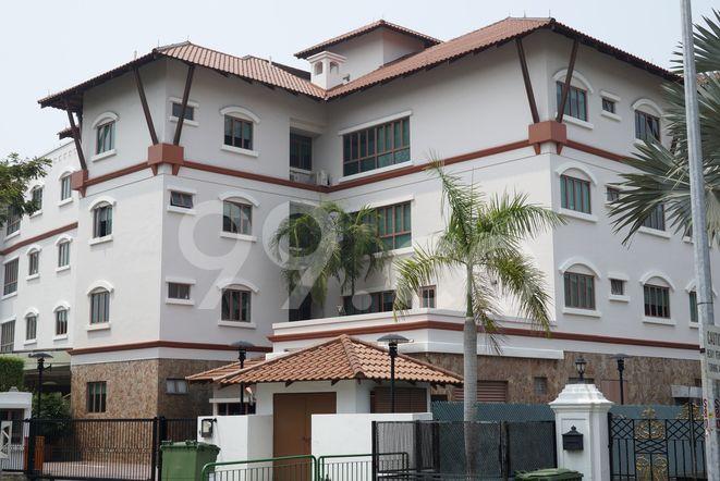 Lotus at Paya Lebar (West Wing) Lotus at Paya Lebar (West Wing) - Elevation
