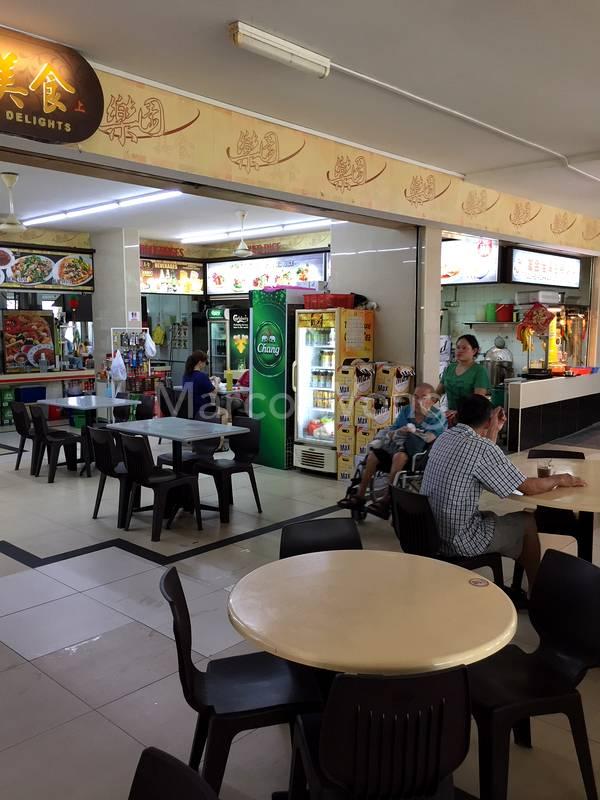 A Couple Coffee shops