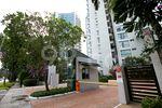 Rafflesia Condominium - Entrance