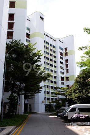 HDB-Jurong East Block 234 Jurong East