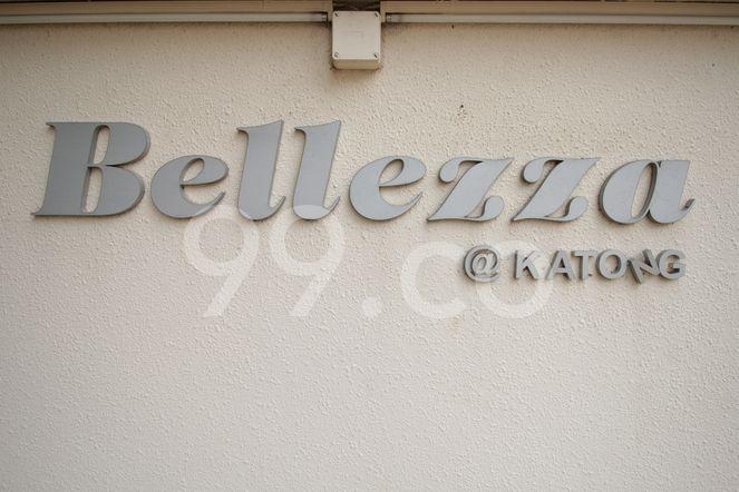Bellezza @ Katong Bellezza @ Katong - Logo