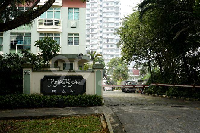 Martina Mansions Martina Mansions - Entrance