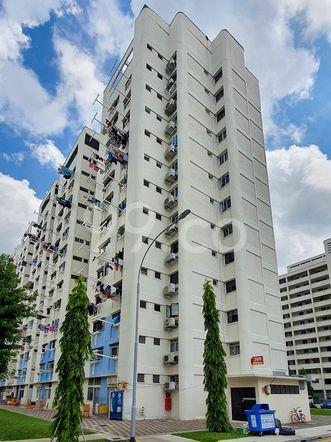 HDB-Hougang Block 309 HDB-Hougang