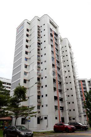 HDB-Jurong East Block 248 Jurong East