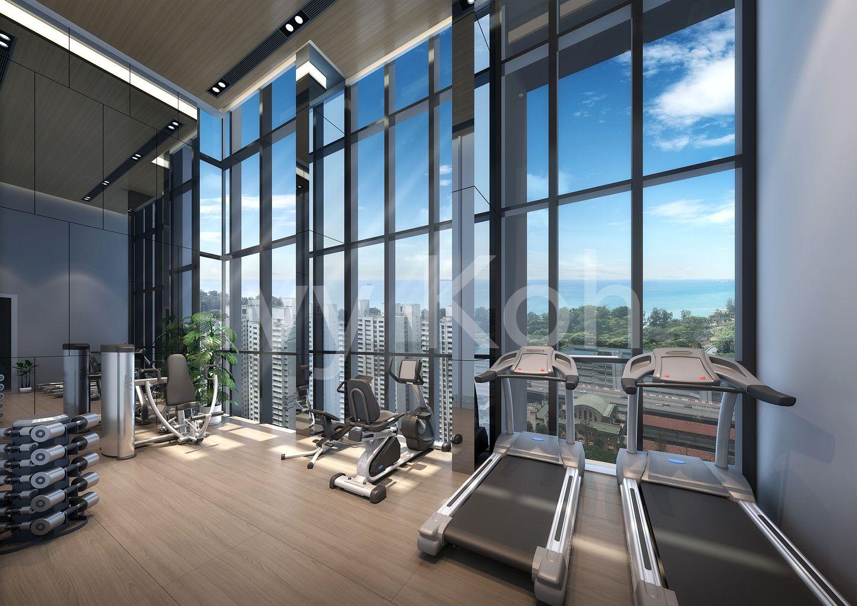 Sky Everton - gym