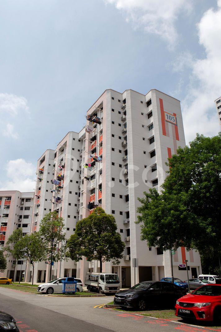 Block 105 Jurong East Ville