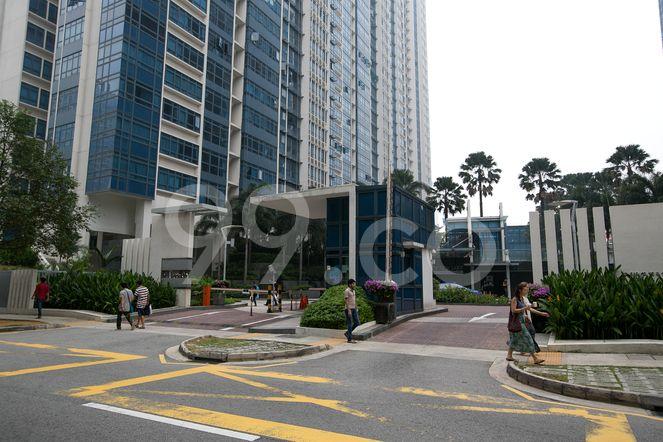 City Square Residences City Square Residences - Entrance