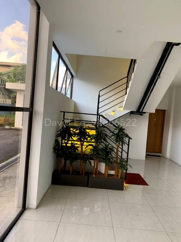 1st floor access