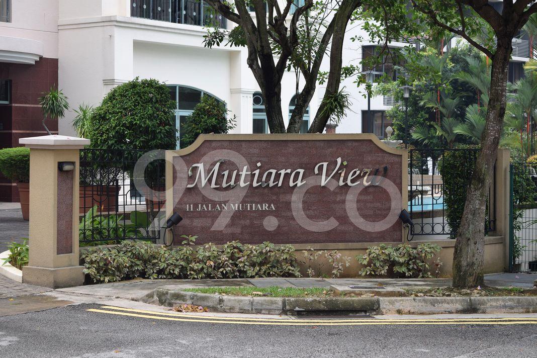 Mutiara View  Logo