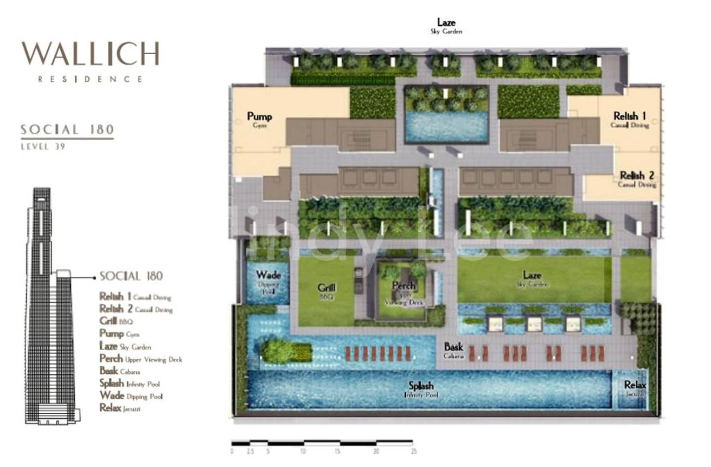 Wallich Residence Social 180