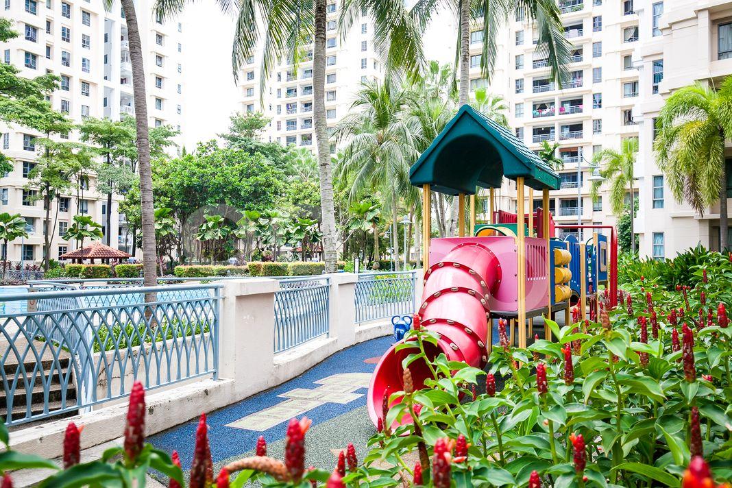 Aquarius By The Park  Playground