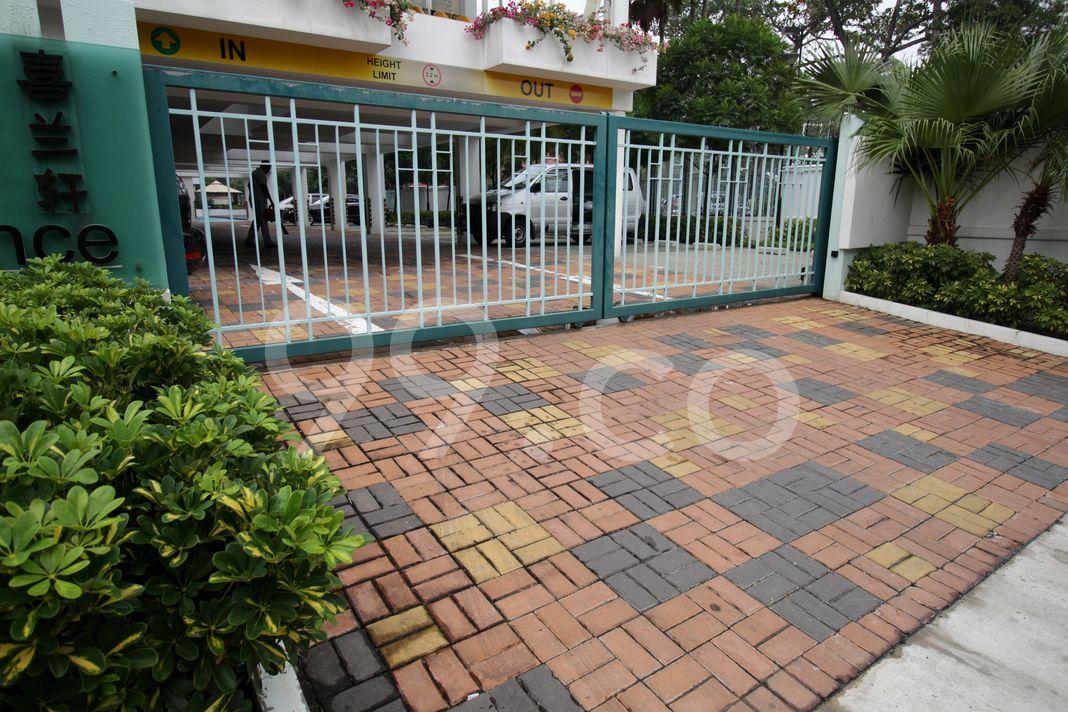 Ceylon Residence  Entrance