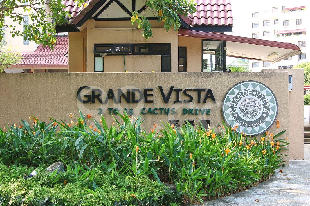 Grande Vista  Logo