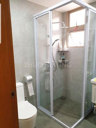 Common shared bathroom